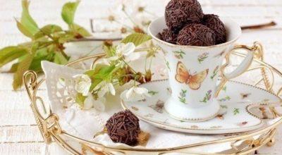 10 рецептов конфет домашнего приготовления
