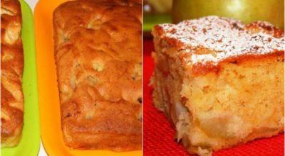 «Апфелькухен» — немецкий пирог с яблоками
