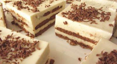 Обалденный торт, за 20 минут, без выпечки! Я его делаю каждую неделю!
