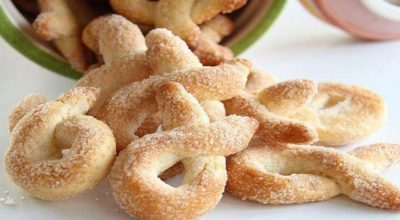 Простой рецепт хрустящего домашнего печенья от итальянской бабушки