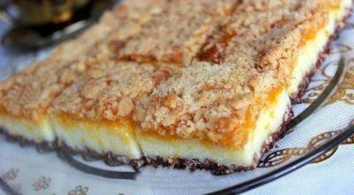 Рецепт печенья с творогом