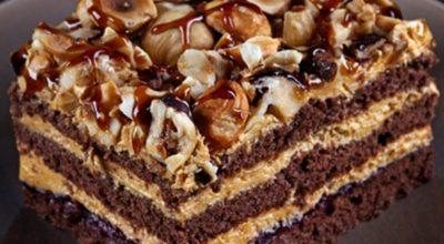 Торт шоколадный «Арабские сказки»
