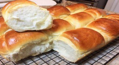 Сдобные булочки из дрожжевого теста очень нежные и мягкие как пух!