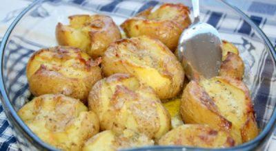 Сочный, ароматный с незабываемым вкусом картофель по-португальски!