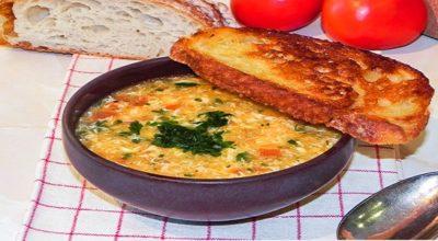 Испанский чесночный суп