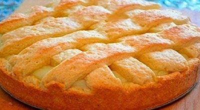 Отменный пирог, с которым ты забудешь про шарлотку!