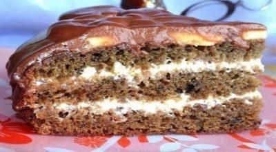 Самый быстрый торт ! Он нравится всем без исключения!