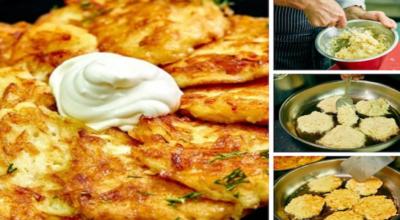 Хотите готовить как мастер-шеф? Обычные Драники по Необычному Рецепту!