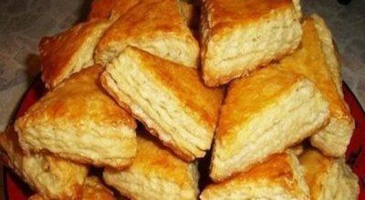 Печенье на кефире, от которого гостей не оттянуть!