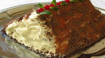 Торт «Монастырская изба» — это наслаждение!