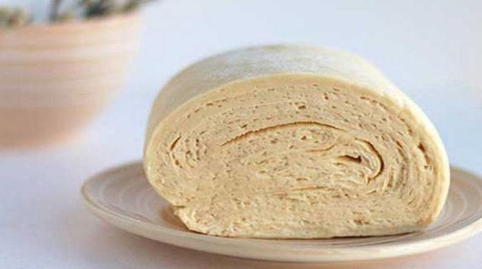 Самое вкусное слоеное тесто за 10 минут!