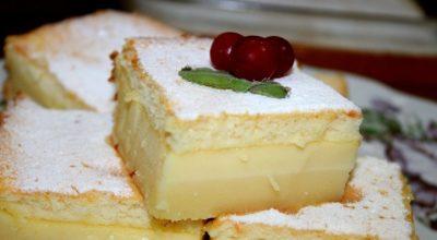 Абсолютный хит этого года – «умное» пирожное! Побалуй семью вкусным десертом