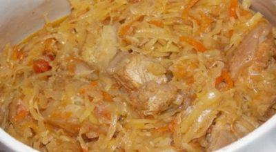Польский бигос из свежей капусты. Важные нюансы приготовления
