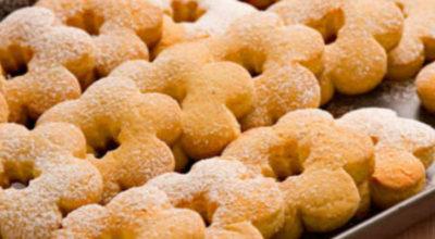 Домашнее медовое печенье — вкусный и красивый десерт всего за 12 минут!