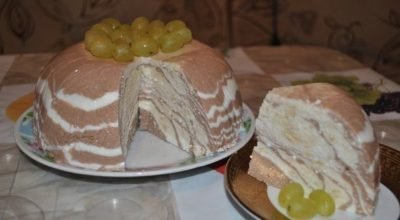 Десерты с желатином
