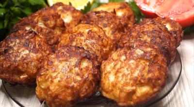 Невероятно вкусные котлеты без грамма мяса