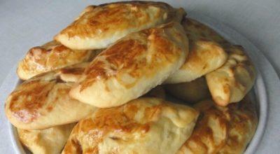 Пирожки «Воздушные» — готовятся на раз, два, три!