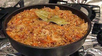 Рецепт такой гречки покорил весь мир!