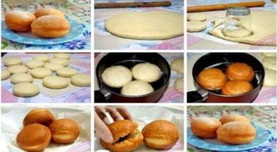 Это самые вкусные пончики, которые я когда-либо ела!