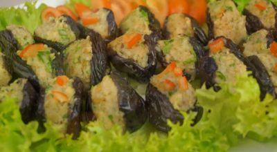 Оригинальная закуска на праздничный стол: мидии из чернослива