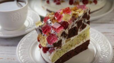 Восхитительный торт «Екатерина»