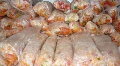 Овощная заготовка на зиму. Все блюда готовятся гораздо быстрее!