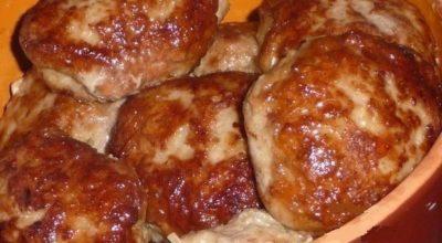 Сочные курино-говяжьи котлетки: правильный рецепт!