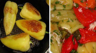 Вкусные и сочные перцы по-армянски – блюдо невероятно простое