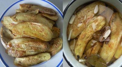 Вкуснейшие маринованные баклажаны – очень люблю их и часто готовлю