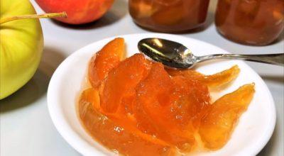Яблочное варенье «Янтарные дольки»: украшение сладкого стола