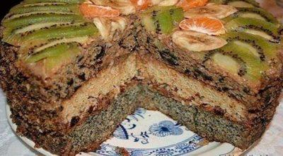 Королевский торт — вкусно, красиво и не так уж и сложно