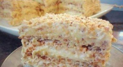 Египетский торт. Превосходнейший торт с вкуснейшим кремом для особо важных случаев!