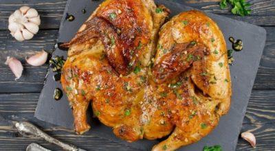 Курица по-аджарски… Сохрани рецепт чтобы не потерять