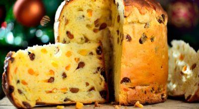 Итальянский кекс Панеттоне на каждый день (быстрый рецепт). Готовлю постоянно!