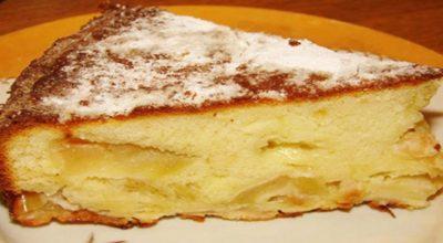 Пирог «Новогодняя сказка»