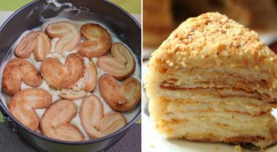 Долго топтаться у плиты некогда, так что готовлю «Ленивый Наполеон» всего за 20 минут!