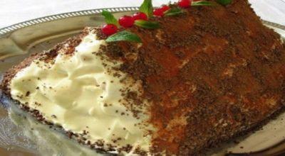 Торт «Монастырская изба» – такого рецепта в интернете вам не найти. Он эксклюзивный!