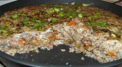 Три вкусных и оригинальных блюда из гречки
