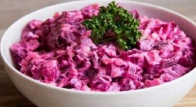 С такой заправкой свекольный салат станет настоящим шедевром!