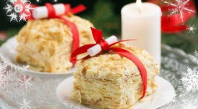 Классический торт на Новый год — 5 главных советских рецептов