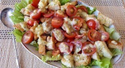 ТОП — 5 популярных салатов